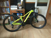 Specialized Jynx 2016 Womens Mountain Bike 17 inch