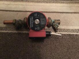 Heating pumps