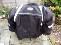 Viper Charger waterproof, textile motorcycle jacket, mens.