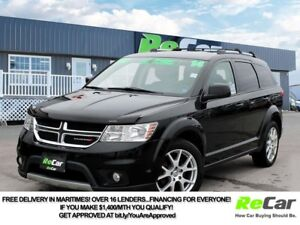 2014 Dodge Journey SXT REDUCED | FWD | HEATED SEATS | SUNROOF