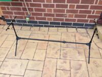 Rod Pod (Keenets) for up to 3 rods. Lightweight expandable and adjustable.