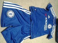 Chelsea Football Club kids strip