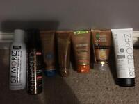 Fake tan bundle