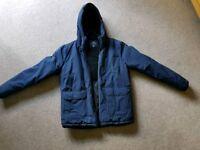 Men's Jack Jones XL coat, jacket.