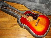Gibson Hummingbird Custom 1973 dreadnought acoustic