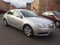 2010 VAUXHALL INSIGNIA EXCLUSIVE MOT 12 MONTHs SERVICE HISTORY CRUISE CONTROL HPI CLEAR