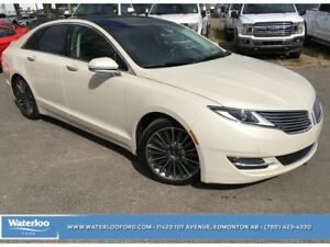 2016 Lincoln MKZ Reserve | Heated/Cooled Seats | Panoramic Moonr
