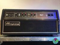 Ampeg SVT-CL 300W all valve bass head
