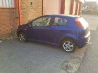 Fiat Punto 2007 Active Sport breaking all parts