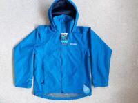 Men's Berghaus RG Alpha Waterproof Jacket - Snorkel Blue - (M)