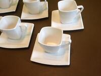 Brand New Cups And Saucers