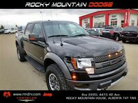2011 Ford F-150 SVT Raptor BOSS 6.2 L V8 / LEATHER / ROOF / NAV