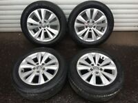 "16"" VW Mk7 Golf Passat Jetta SE Alloys 5x112"