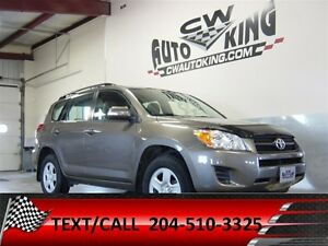 2010 Toyota RAV4 Low-Low Kms / All Wheel Drive / Financing Avail