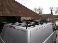 Rhino roof rack for VW transporter