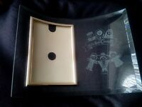 GLASS PHOTO FRAME (DISNEY) FOR SALE.