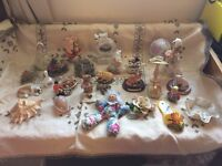 job lot of ornaments and collectables