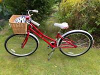 Pendleton Littleton bike with basket and extras