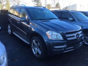 2011 Mercedes-Benz GL Bluetec 4matic Coquitlam