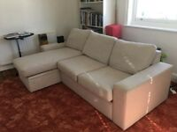 Multiyork sofa/ bed settee with chaise lounge