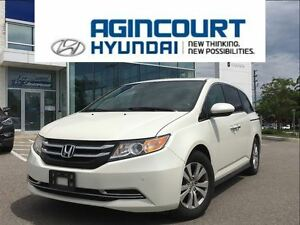2016 Honda Odyssey EX-Lw/RES/LEATHER/SUNROOF/REAR DVD/ONLY 38843