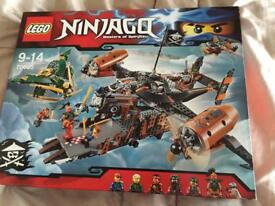 Ninjago Misfortune's Keep 70605