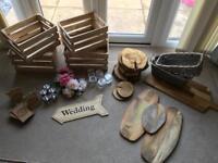 Rustic Wedding Bits and Bobs