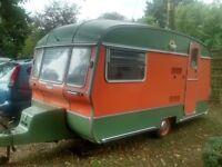 Vintage, Classic, Retro Windrush Caravan for sale