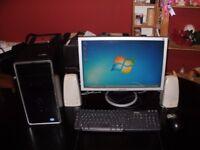 DELL INSPIRON 660 WINDOWS 7 PC SYSTEM