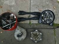 Mz 125 parts
