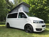 VW T5 Tailgate Camper Van , less than 28,000 miles on clock