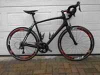 Specialized S-Works Roubaix SL4 Ultegra Carbon bike 58cm XL FFWD Carbon wheelset
