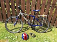TREK 21 gear mountain bike