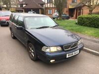 Volvo V70 Automatic MOT until September