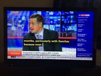 Luxor 32 inch 720p HD Ready LCD TV with Built in freeview, great condition