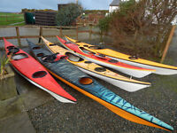 sea kayak project