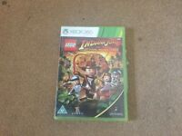 Lego Indiana Jones game for XBOX 360