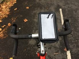 7 Inch Waterproof Bike Phone Holder