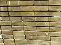 Timber decking joist 150mmx50mmx3.6m
