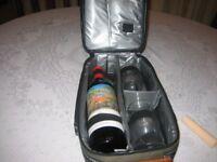 PICNIC WINE HOLDER