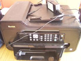 Kodak black Printer ESP Office 6150 with power lead