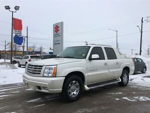 2005 Cadillac Escalade EXT ~Obscenely Low Km's ~Clean Unit ~Must