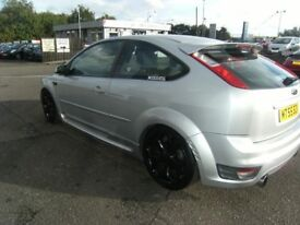 SERVICE HISTORY! 2006 55 FORD FOCUS 2.5 ST-2 3D 225 BHP **** GUARANTEED FINANCE **** PART EX WELCOME