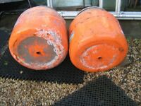 cement mixer drum