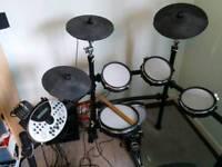 Mesh drum kit whd dd517dx