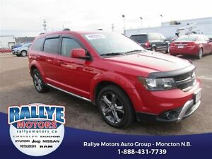 2014 Dodge Journey Crossroad! Heated! Alloy! Leather! Save!