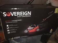 Sovereign 149.3cc Petrol Lawnmower