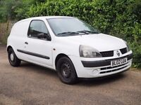 Renault Clio 1.5 dCi Van – Towbar – Very Reliable - Family Owned 12yrs