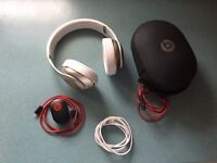 Limited edition gold Beats by Dr Dre Solo 2 headphones