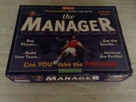 The Football Manager Board Game